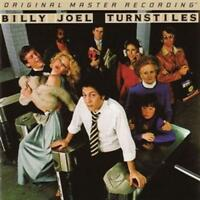 Billy Joel - Turnstiles LP Audiophile Vinyl MFSL Mobile Fidelity Sound Lab
