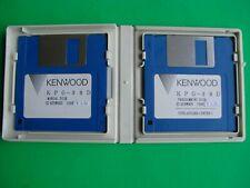 KENWOOD KPG-38D v1.31 DOS 1998 PROGRAMMING SOFTWARE for TK-290, TK-390 Radios