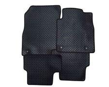 Citroen C4 & DS4 (2011-Date) Tailored RUBBER Car Floor Mats Heavy Duty Black