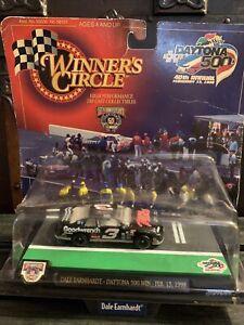 Winners Circle 1/64 Dale Earnhardt Sr Goodwrench #3 Daytona 500