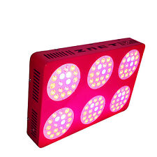WYZM ZNET6 500W LED Grow Light Daisy Chain Full Spectrum for Medical Plants Lamp