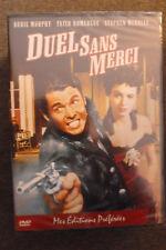 DVD western duel sans merci neuf emballé 1952 avec audie murphy