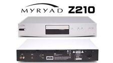 Myryad Z series Z210 CD Player List Price $1299 Silver July Sale $495