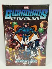 Guardians of the Galaxy Omnibus Tomorrow's Heroes HC Hard Cover New Sealed $100