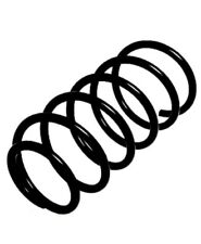 VW POLO 6K 1.4 1.6 1.9D Coil Spring  Front 99 to 02 Suspension set ibiza 1.4