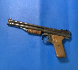 Vintage Benjamin Franklin Target Pistol, Model 132, 22 Cal Pellet, Air Gun