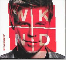 FERRY CORSTEN - WKND CD Album 14TR Digipack Trance House 2012 Holland Release