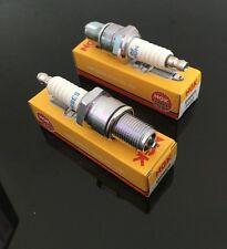 NGK SPARK PLUG  BR8ES (2) Yamaha Banshee YFS200 Blaster 1987 - 2006