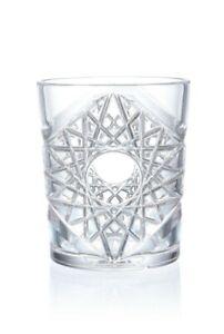 Premium Cut-Glass Effect UnbreakablePolycarbonate Tumbler 12oz/350ml (Box of 6)