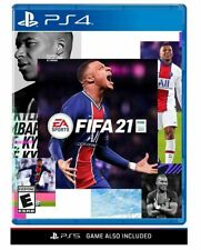 FIFA 21 -- Standard Edition BRAND NEW (Sony PlayStation 4, 2020) PS4 PS5