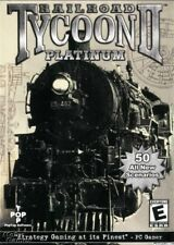 RAILROAD TYCOON II PLATINUM PC +1Clk Windows 10 8 7 Vista XP Install