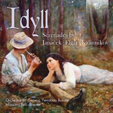 IDYLL-SERENADES - BELLI,MASSIMO/ORCHESTRA DA CAMERA BUSONI   CD NEW! JANACEK