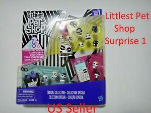 Littlest Pet Shop Surprise Series 1 special collection Hasbro blue pink US Selle