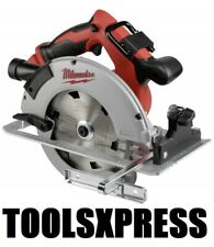 """Milwaukee M18BLCS66-0 18V Cordless Brushless 184mm (7"""") Circular Saw - Tool Only"""