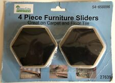 Furniture Sliders 4 Pieces for Moving Sofas and Other Heavy Furniture Hardware