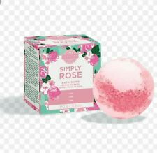 Brand new in box Scentsy Bath Ball Simply Rose bath bomb