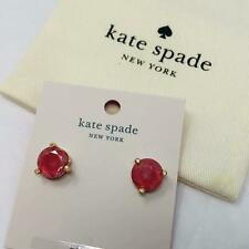 Kate Spade RISE AND SHINE       CORAL / gold        Earrings W/Pouch
