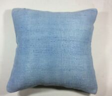 Handmade Hemp Pillow Cover 18x18 Home Decorative Sofa Couch Lumbar Cushion  1528