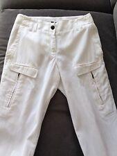 Pantalon femme IKKS blanc