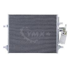 Kool Vue AC Condenser For 2001-2005 Volvo V70//S60 w//o Drier Aluminum