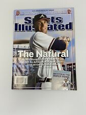 Sports Illustrated - Jeff Francoeur - MLB Atlanta Braves - August 29,2005