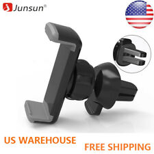 For HTC phone 11 Junsun 360° Mobile Phone Holder Air Vent Car Mount Cradle Stand