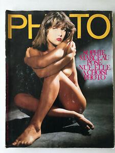 Magazine   PHOTO   ISABELLE ADJANI   n°216   Sept 1985  Madonna