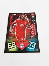 Match attax Karte Renato Sanches FC Bayern München NEU