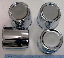 4 Center Caps For Cragar SST Weld Wheels 3.18 Bore For Steel Chrome 5 Lug #100