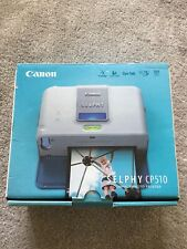Canon SELPHY CP510 Digital Photo Thermal Printer