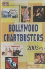 BOLLYWOOD CHARTBUSTERS 2003 VOL 1 - NEW BOLLYWOOD AUDIO CASSETTE
