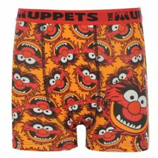 muppets boxer shorts age 7 / 8  new tags underwear pants childrens kids