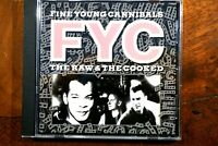 Fine Young Cannibals - The Raw & The Cooked  -  CD, VG