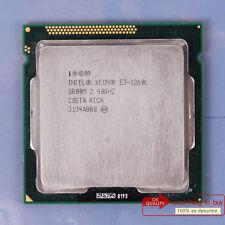 Intel Xeon E3-1260L CPU LGA1155 (CM8062301061800) SR00M 2.4 GHz 5 GT/s Free ship