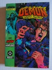 Démon Héroïc Fantasy avec Arion & Warlord. Album N° 4 de 1986 Aredit