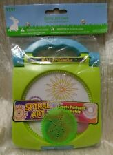 Spiral Art Create Travel Size Hand Held Art Toy w/Carrying/Storage Case (BIN 19)