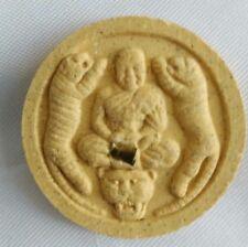 Pendant Tiger LP Pern Yant Takrud Thai Talisman  Amulet Collection Protect life