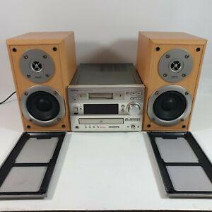 Hitachi AX-M5 Audio Tape, CD, Radio & Speakers hi-fi stereo bookshelf system