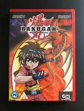 Bakugan: Season 1 - Volume 1 DVD (2009) Battle Brawlers