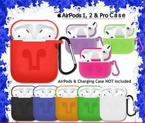AirPod 1 2 Case Cover Earphone Charger Cases For Apple AirPods 1 2 AirPods Pro🔥