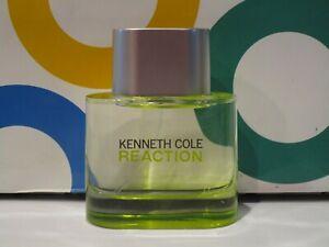 KENNETH COLE ~ REACTION EAU DE TOILETTE SPRAY ~ 1.7 OZ UNBOXED