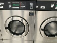 Ipso Washer Coin Operated 50 Lb Micro Stainless Working 3 Phase 208240