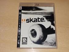 Videojuegos Skate Sony PlayStation 3 PAL