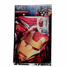 Avengers Assemble Ironman Superhero Boys Party Costume Kit Dress-Up & Mask Cheap