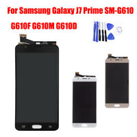 For Samsung Galaxy J7 Prime G610 SM-G610F Touch Screen Digitizer + LCD Display