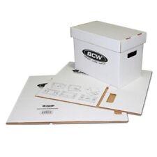 5 BCW Magazine Boxes Storage Box