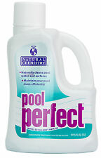 Natural Chemistry 03121 Swimming Enzyme Pool Perfect 3 Liter Bottle