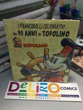 I FRANCOBOLLI CELEBRATIVI DEI 90 ANNI DI TOPOLINO ED. PANINI COMICS SCONTO 10%