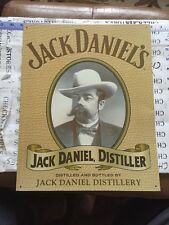"""vintage Jack Daniels Metal / Tin Sign 12.5""""x 16"""" (#786)made in USA"""