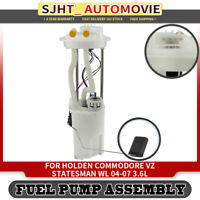 GENUINE QUALITY FUEL PUMP 7//03-7//04 Holden Commodore VY Crewman 3.8L